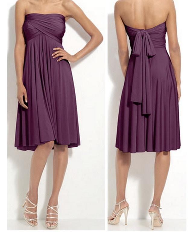 13 mejores imágenes sobre bridesmaid dresses en Pinterest | Vestidos ...