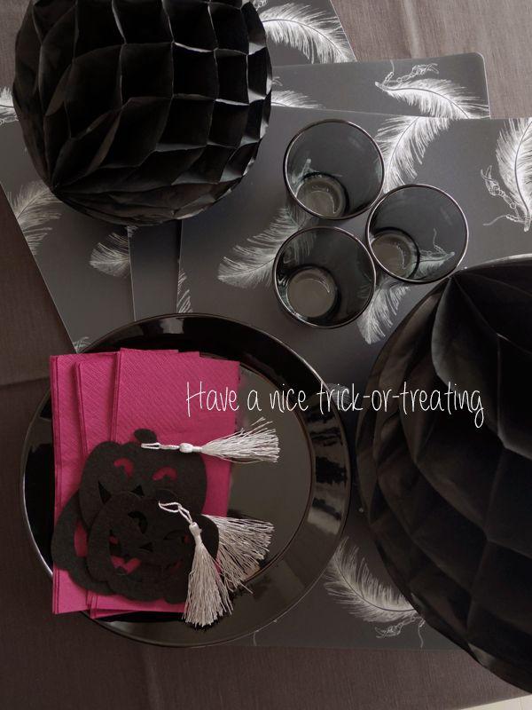 ◆セリア、ダイソー、イケア、フランフランで作る!【ハロウィンコーディネートのアイデア1】 :: l o v e HOME 収納 & インテリア|yaplog!(ヤプログ!)byGMO