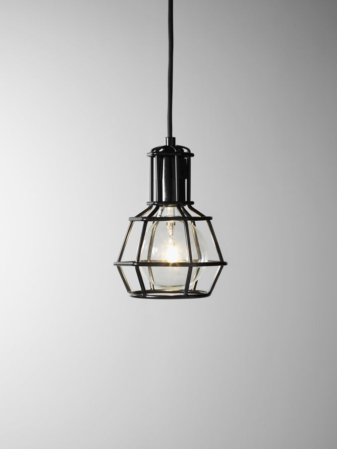 WORK LAMP - Special Edition 2013 #light #black #geometry