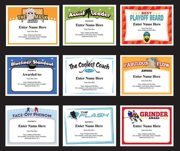 77 best Award Certificates Templates images on Pinterest Award - naming certificates free templates