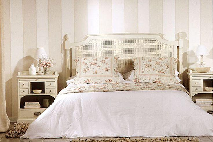 Muebles Portobellostreet.es: Dormitorio Mauricio White - Ambientes de Dormitorio Colonial - Muebles Coloniales y Muebles Rústicos
