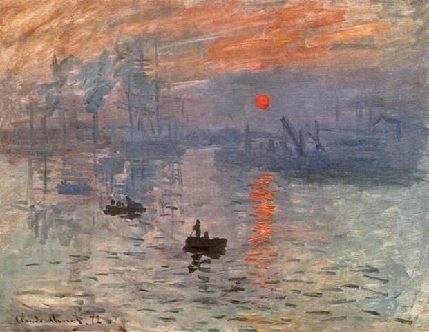 Στις 13 Νοεμβρίου 1872, μισή ώρα μετά την ανατολή του ηλίου γεννήθηκε ο Ιμπρεσιονισμός - Art22