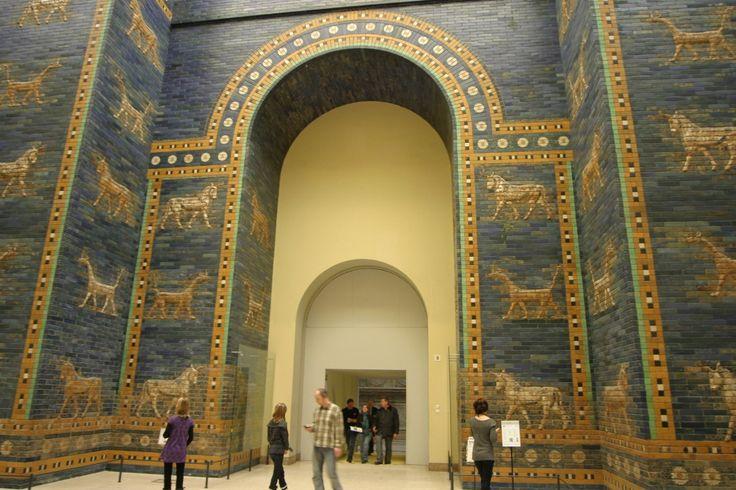 Van Babylon tot Thebe | Studiedag ~ Actueel ~ Studeren in Leiden- The Ishtar Gate