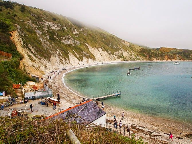Lulworth Cove is one of the prettiest beaches in Dorset. It sits in front of the village of... Read More