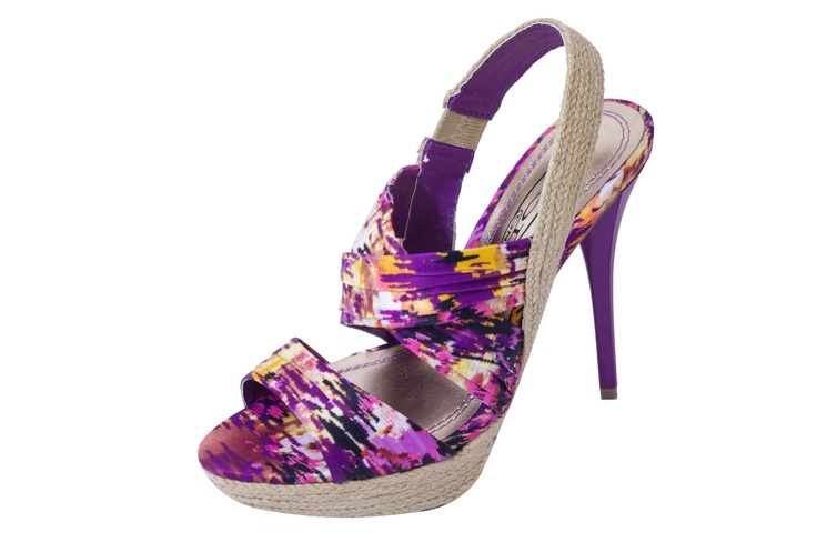 Purple Straw Braid Cross-Over Stiletto Heels   Price: £12.00 http://www.riskyfashions.com/p/Purple-Straw-Braid-Cross-Over-Stiletto-Heels_164.html