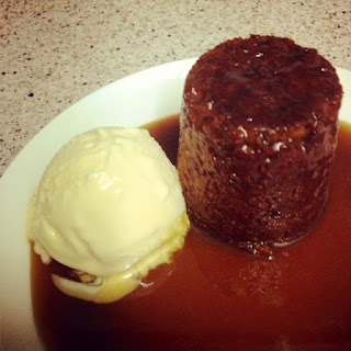 Super easy Sticky Date Pudding recipe...gorgeous!