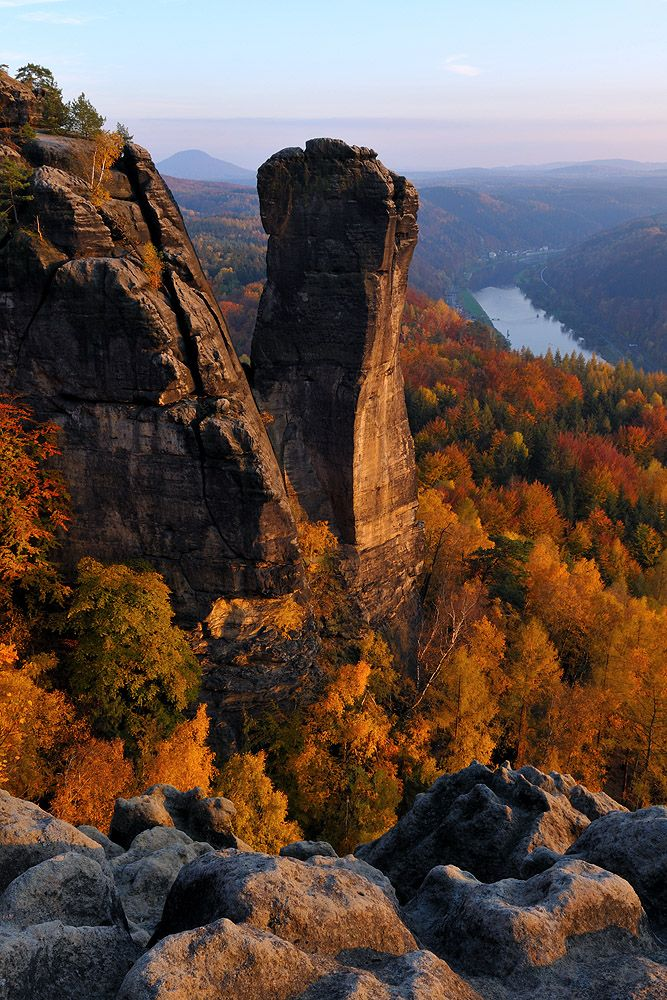 Teufelsturm, Sächsische Schweiz