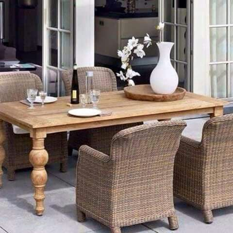 Online Shops, Outdoor Living, Teak Garden Furniture, Woodturning, Outdoor  Life, The Great Outdoors, Outdoors