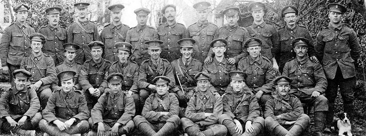 Private Joseph Witton 17702 2nd Bn RWF is first on the right and was killed in action attacking Ale & Hop trenches east of Delville Wood between the 2nd & 3rd Sept 1916.