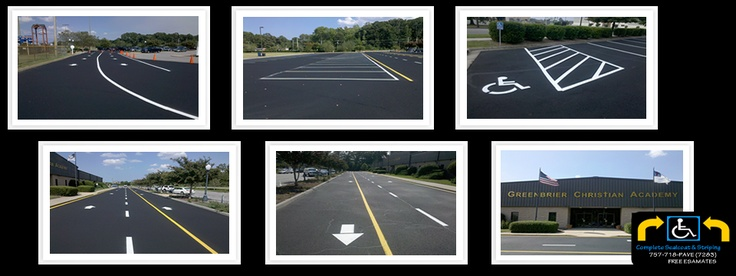 how Road Striping Works