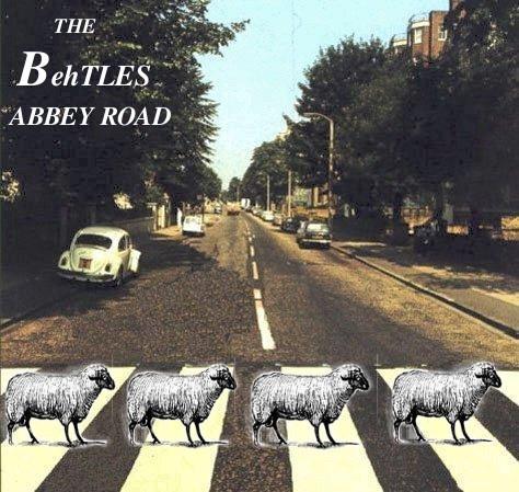 The Behtles - Abbey Road !