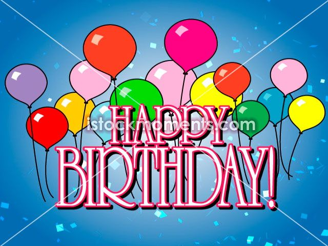 Bildergebnis für Happy Birthday Animation Download