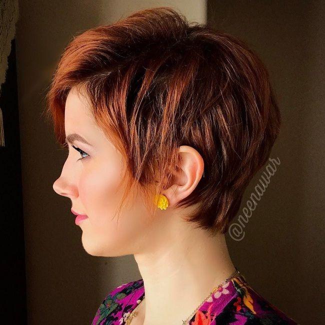 les 33 meilleures images du tableau coiffures pour rousses sur pinterest coiffures pour. Black Bedroom Furniture Sets. Home Design Ideas