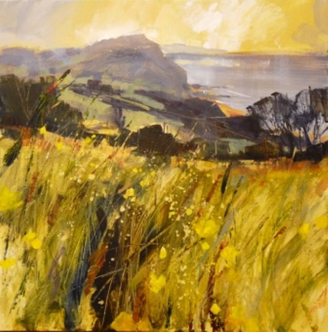 Acrylic by Chris Forsey