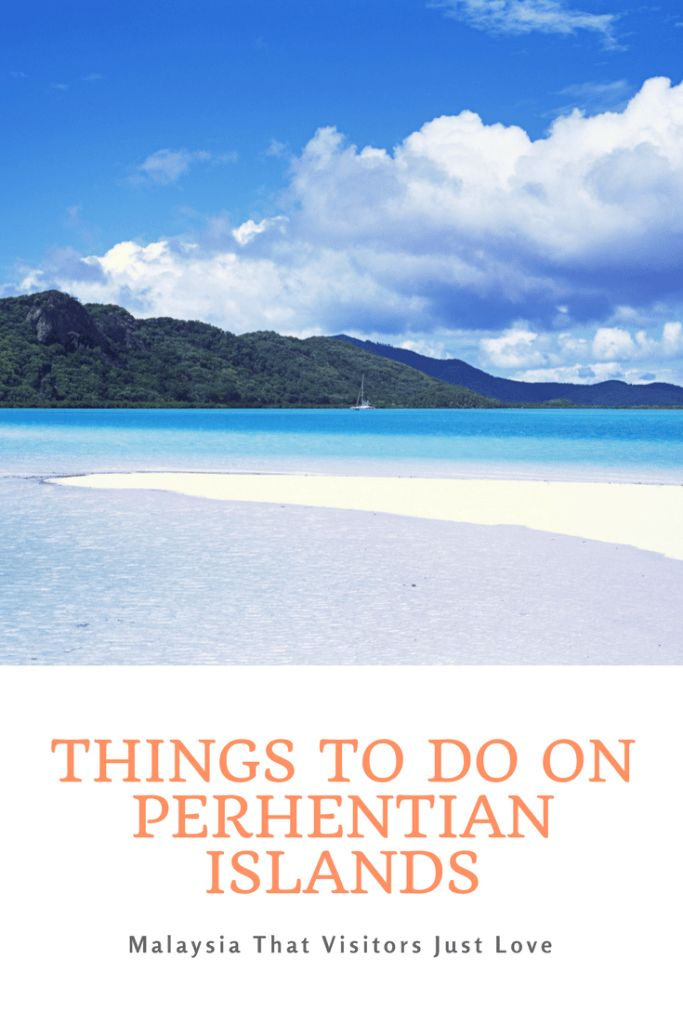 Things To Do On Perhentian Islands Malaysia