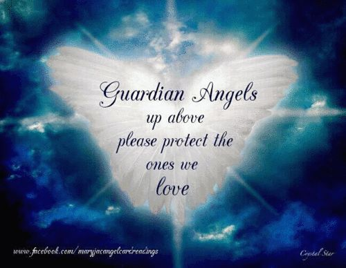 ⭐  YOUR Guardian Angel ⭐ Do you know their name? ⭐ If you'd like to try and find out CLICK HERE ➡  ⭐ http://www.myangelcardreadings.com/guardian ⭐  ⭐ AND our gallery of Guardian Angel image quotes, is here ➡  ⭐ http://www.myangelcardreadings.com/guardianangelquotes ⭐  #angels #guardianangel