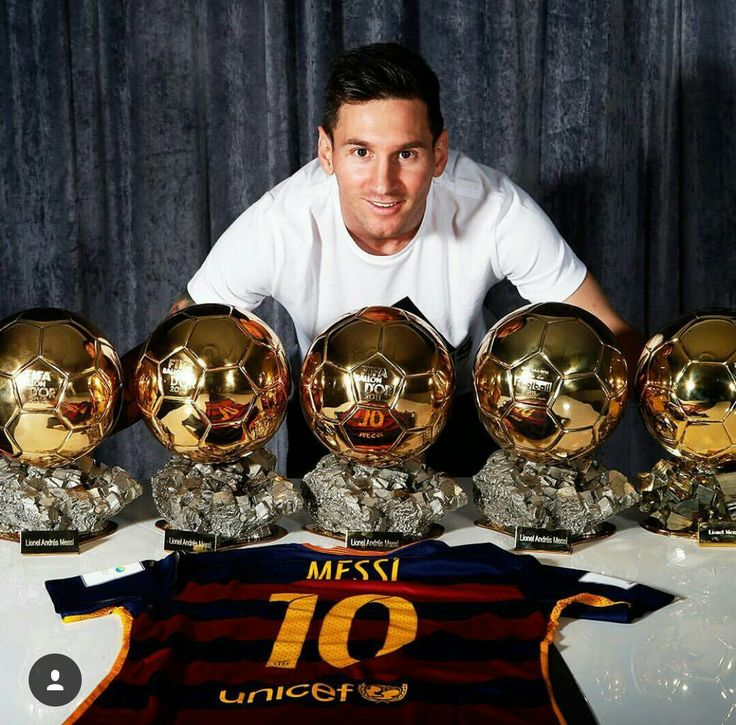 Messi Because He Just Is