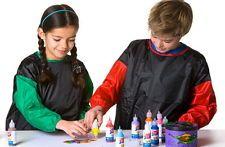 Malkittel für Kinder Größe L 8-12 Jahre hochwertig!