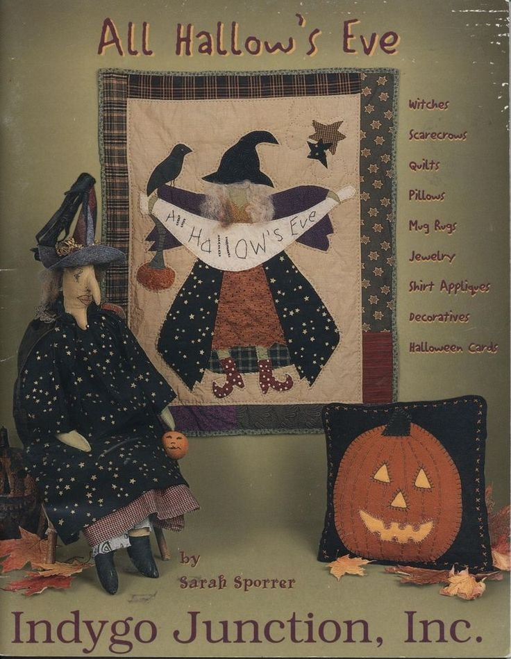 47 best Halloween Crafts - Sewing Patterns images on Pinterest ...