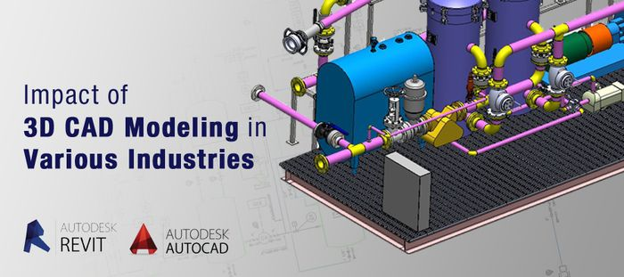 #3D #CAD for #Designers Offer Much More Than Modeling to Boost the Productivity