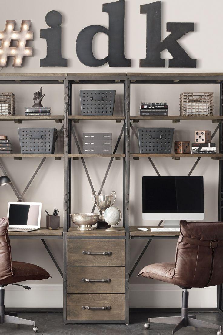 Desk furniture hardware - 119 Best Restoration Hardware Images On Pinterest Restoration Hardware Home And Furniture