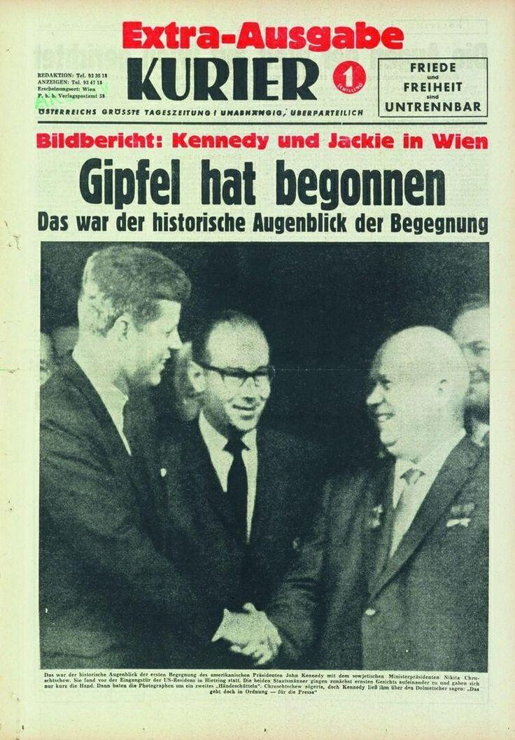 KURIER-Cover, 1969. http://kurier.at/freiheit