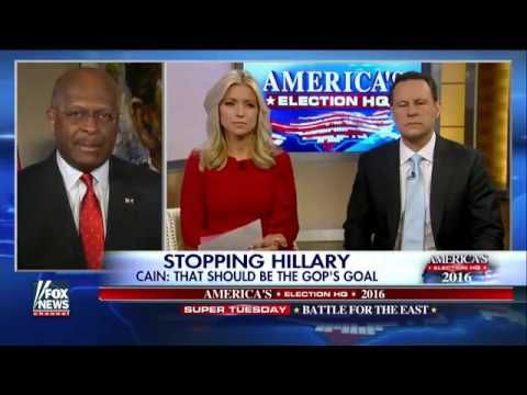 "Herman Cain slams #NeverTrump movement   Fox News Video - Donald Trump News Today  ""  """"Subscribe Now to get DAILY WORLD HOT NEWS   Subscribe  us at: YouTube = https://www.youtube.com/channel/UC2fmymhlW8XL-wnct47779Q  GooglePlus = http://ift.tt/212DFQE  Pinterest = http://ift.tt/1PVV8Cm   Facebook =  http://ift.tt/1YbWS0d  weebly = http://ift.tt/1VoxjeM   Website: http://ift.tt/1V8wypM  latest news on donald trump latest news on donald trump youtube latest news on donald trump golf course…"