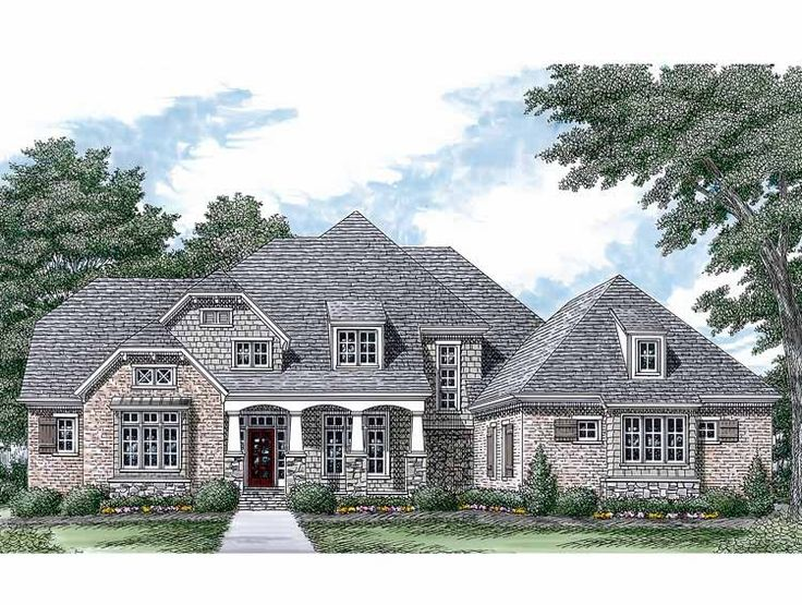 27 Best Mediterranean House Plans Images On Pinterest | Mediterranean House  Plans, Home Plans And Luxury Houses