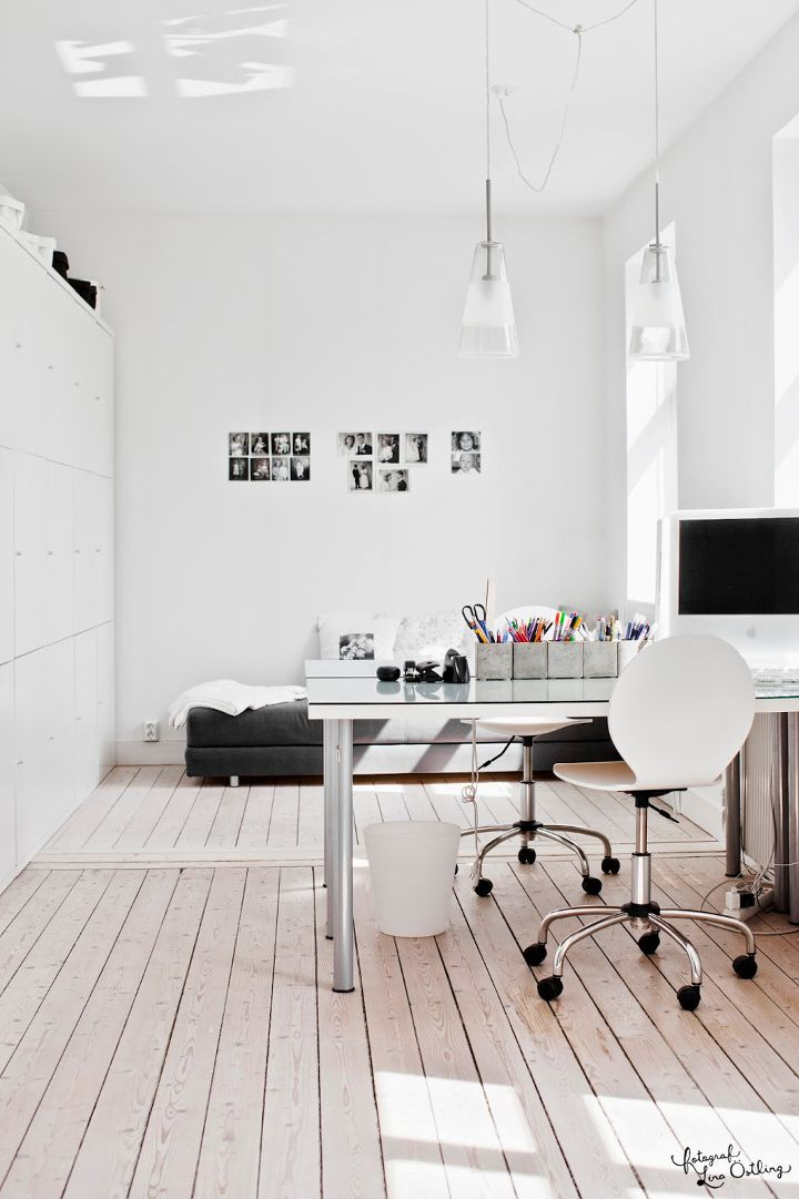 dustjacket attic: Interior Design   Swedish Country Home