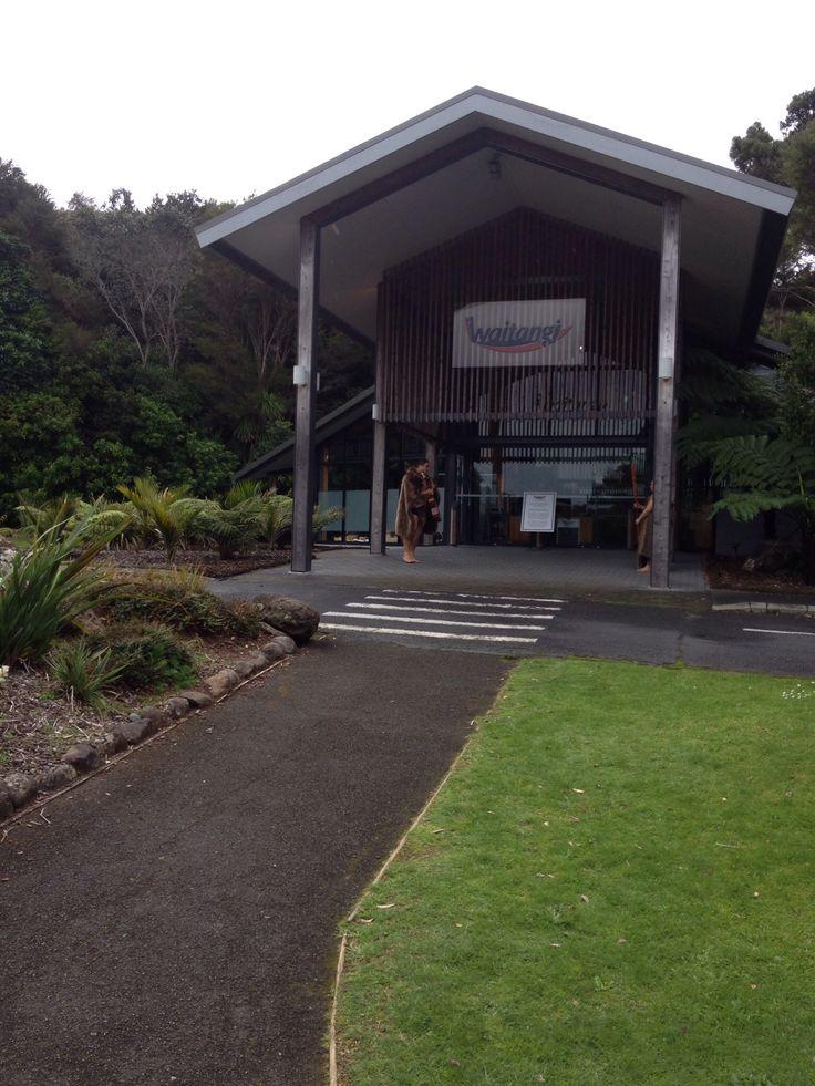 Waitangi Entrance