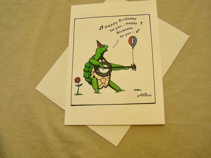 20 best Grateful Dead Birthday Cards images on Pinterest