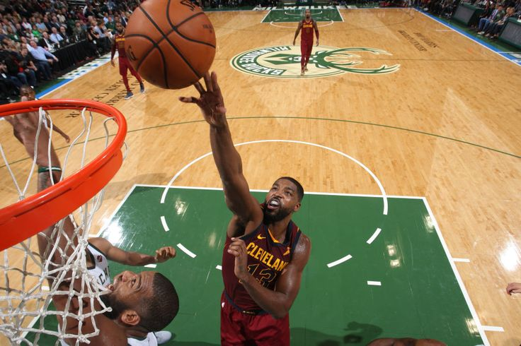 Tristan Thompson Out 3-4 Weeks With Calf Strain