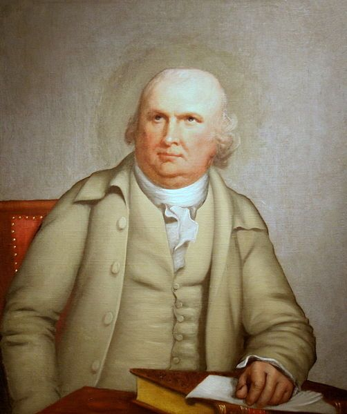 As a wealthy merchant, Robert Morris was one of the main financiers of the American Revolutionary War. He was also a signatory of the Declaration of Independence and a delegate to the Second Continental Congress. Read more at revolutionary-war.net!