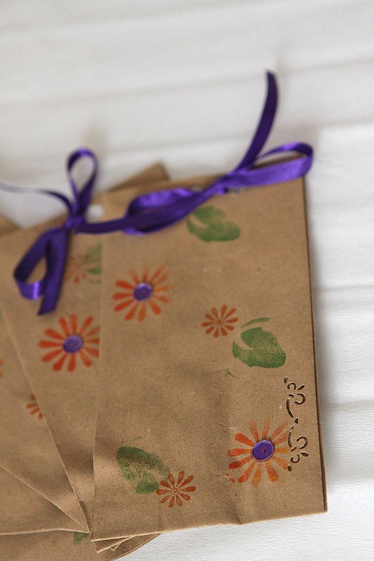 Pungute de cadouri, Simplicity, 10 bucati de irinarosca Breslo