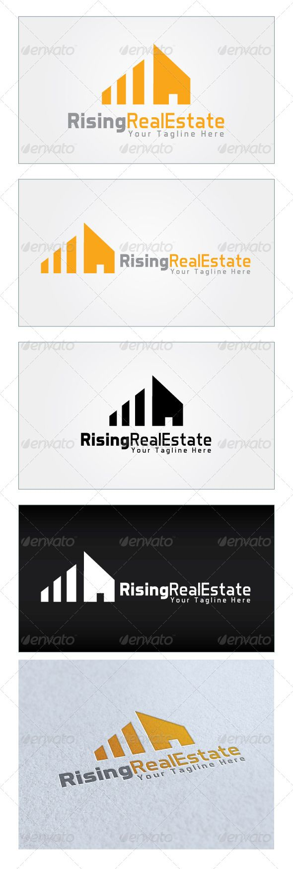 Rising Real Estate Logo