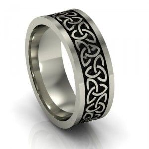 The 5 Most Awesome Men's Wedding Rings