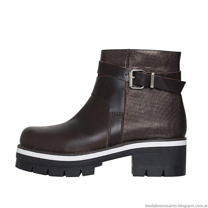 Zapatos Y Botas Otoño Invierno 2015 L Tau Calzado Femenino Zapatos De Cuero Para Hombre Zapatos Otoño Invierno