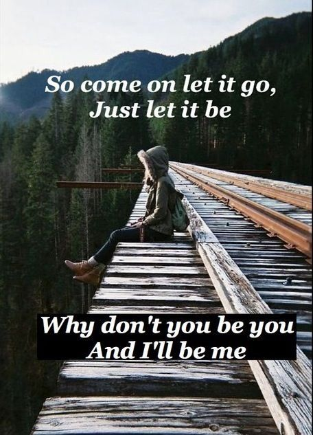 James Bay; let it go much love for this song!!