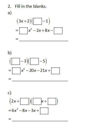 54 best Teaching - Polynomials images on Pinterest | School ...