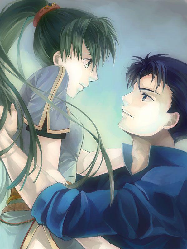 Kaito (Artist), Fire Emblem: Rekka no Ken, Hector and Lyn. OTP STATUS