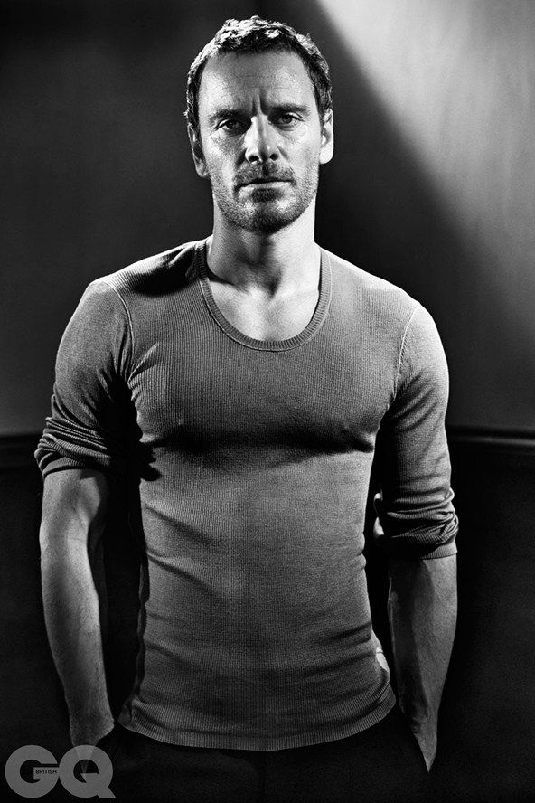 Michael Fassbender - Shame interview on Shame - GQ.COM (UK)