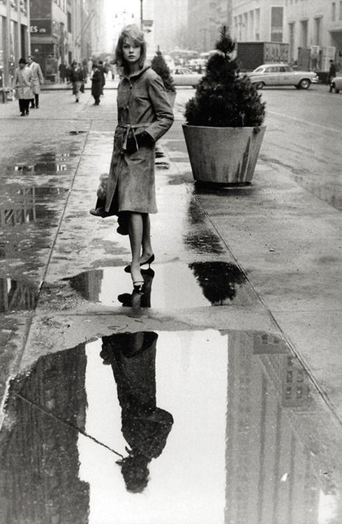 Jean Shrimpton - David Bailey