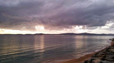 St. Tropez, seaside