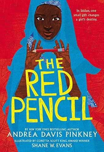 The Red Pencil by Andrea Davis Pinkney http://www.amazon.com/dp/0316247804/ref=cm_sw_r_pi_dp_-7bSub0MNG9JR