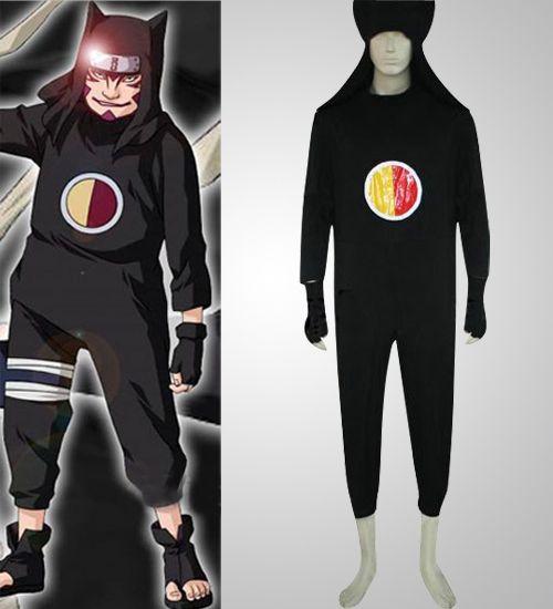 Custom-made Naruto Anko Mitarashi Cosplay Costume Sell Online