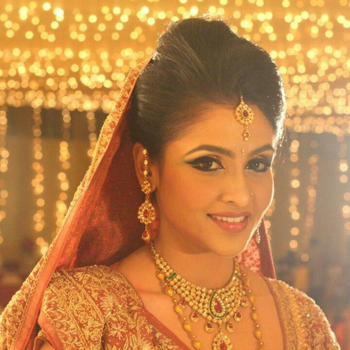 70 Best Images About Bridal On Pinterest | Pakistani Bridal Makeup Indian Bridal And Indian ...