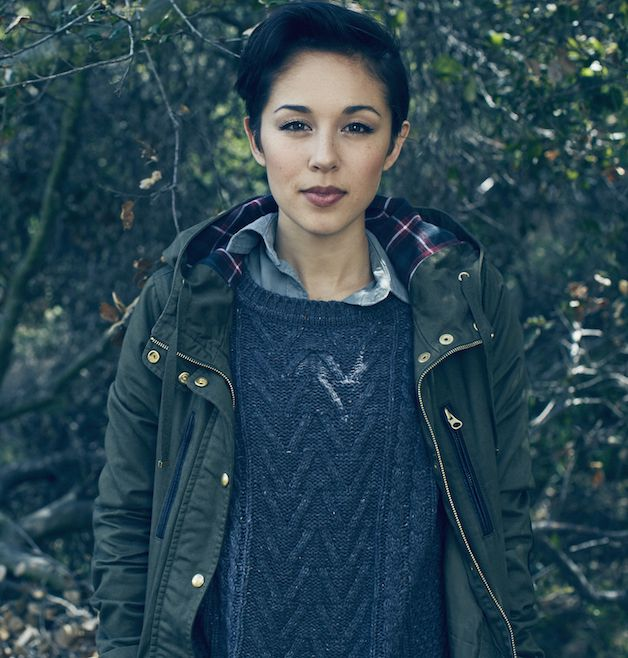Kina Grannis along with an intimate playlist from thearcadiaonline.com