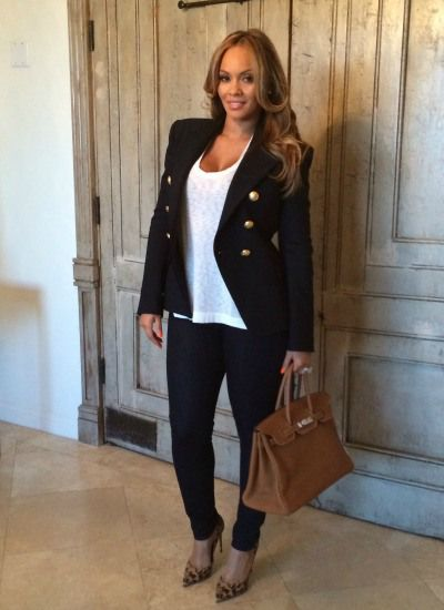 Evelyn Lozada Gives Fashion Tips for New Moms – Evelyn Lozada Baby | OK! Magazine