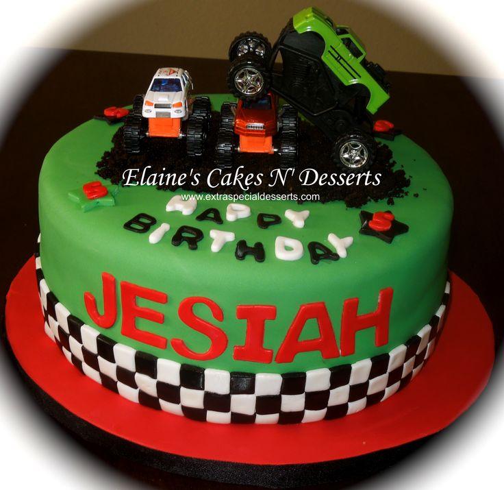 Birthday Cake Mason