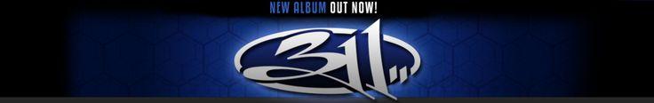 311 - 11th album STER3OL1TH1C. lyrics